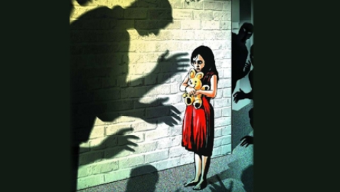 Hearing impaired minor girl raped for 7 months by 22 men, 17 held