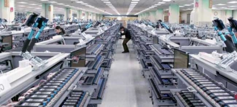 Samsung factory in Noida to produce 1 crore phones per month