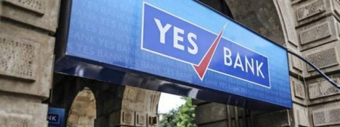Yes Bank falls by 3.34 pc to Rs 134.65
