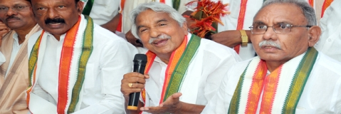 Cong to contest alone in 2019 Assembly election in AP : Chandy