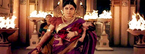 Makers of 'Baahubali' to  make web series titled 'Shivagami'