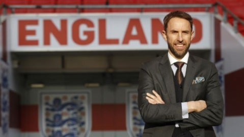 For 20 years, football wasn't coming home for England boss Southgate