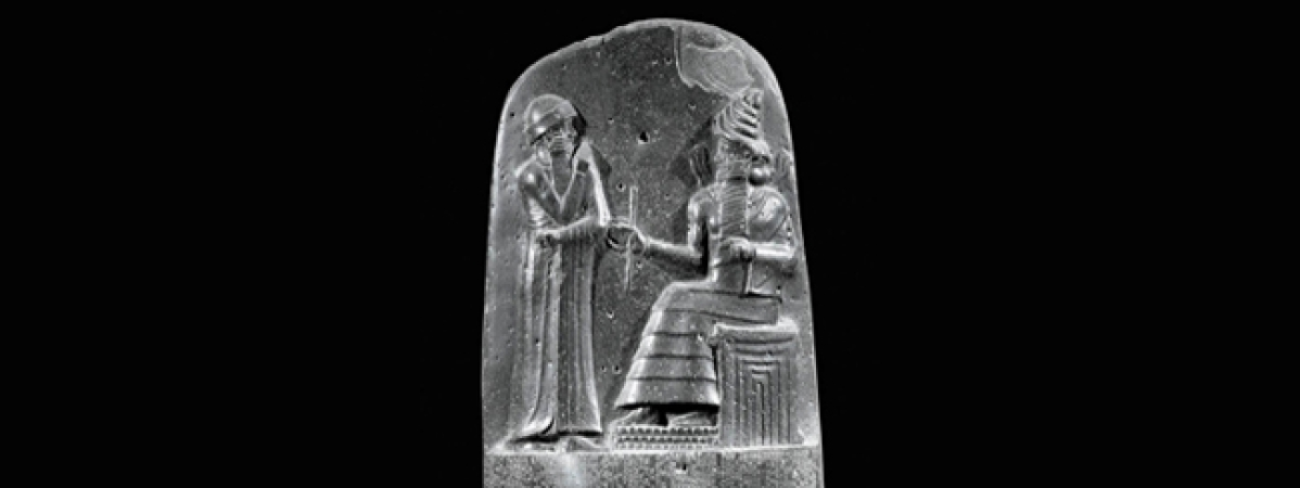Of Hammurabi And Our Mythology!