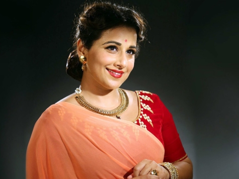 Vidya Balan to play NTR's wife Basavatarakam in her 1st Telugu film