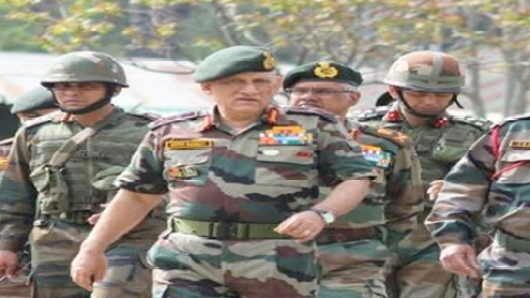 Army Chief visits Jammu's Akhnoor