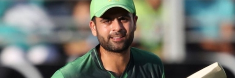 Pakistan's Shehzad provisionally suspended over failed dope test