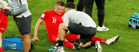 England striker Vardy doubtful for Sweden tie - Southgate