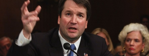 Brett Kavanaugh picked for SC by Trump