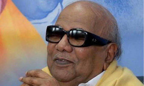 "Lankan President sends ""get well"" message to Karunanidhi"