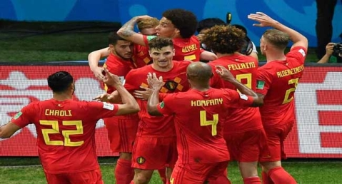Belgium dumps Brazil out of World Cup with 2-1 win