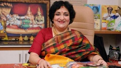 SC asks Latha Rajinikanth to face trial for not clearing dues to firm