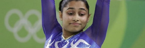 Modi, Amitabh among others hail Dipa's Gold win in FIG Gymnastics