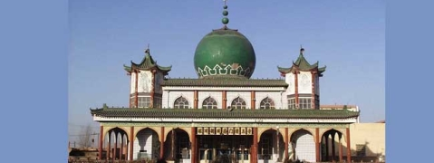 Chinese Muslims protest against plan to demolish mosque