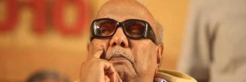 HC lets Karunanidhi rest in peace in Anna Memorial in Marina