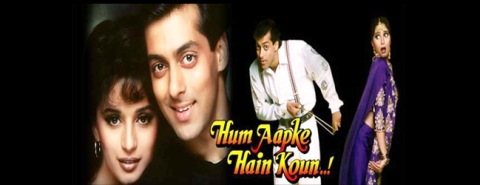 Madhuri Dixit relives super hit film 'Hum Apke Hain Kaun'