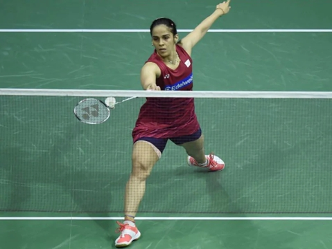 Saina Nehwal enters Semis