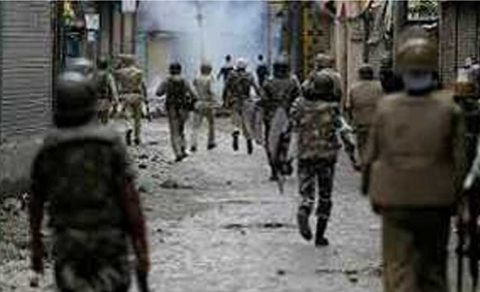 Two terrorists gunned down in  an encounter in Sopore