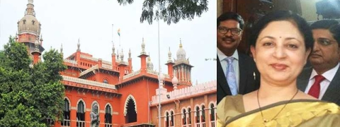 New CJ of Madras HC sworn in