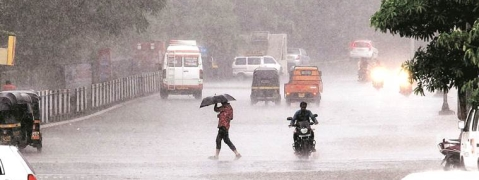 Heavy rain: Health department officials alerted