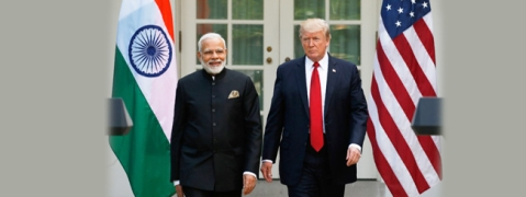 '2+2' Dialogue to consider Trump's India visit