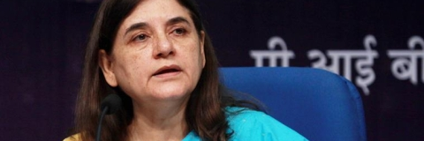Cyberspace should be safe for children: Maneka