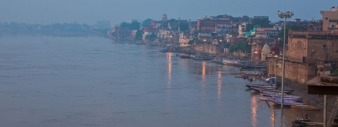 German help to clean Ganga