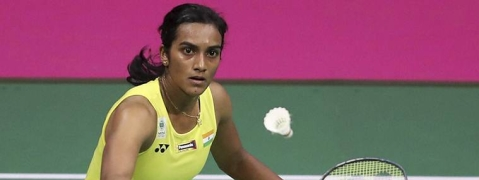 It's Silver for Sindhu