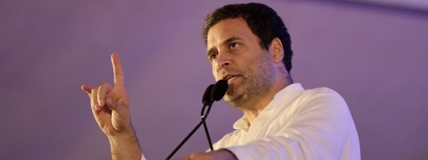 Cong standing firmly behind women, weaker sections: Rahul