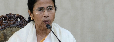 Mamata flays cancellation of Mevani event in Gujarat College, says people being restricted