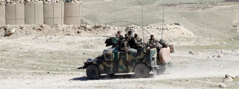 Taliban fighters storm Afghanistan's Ghazni