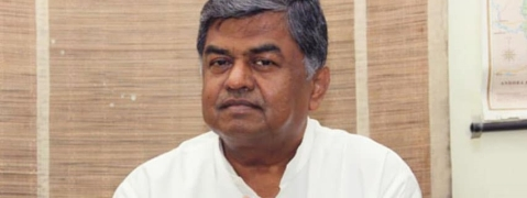 Hariprasad opposition candidate for post of RS Dy Chairman