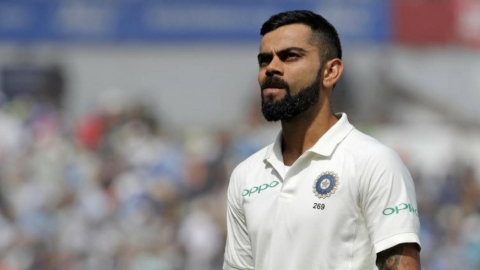 'Sometimes we win and other times we learn': Kohli's message to fans