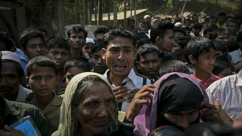 China attacks UN stand on Rohingya