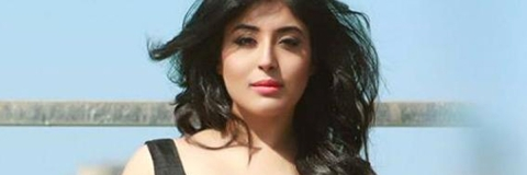 Kritika Kamra shoots for 18 hrs for a garba number