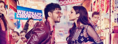 Parineeti picks up Bhojpuri diction for 'Jabariya Jodi'