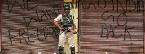 Article 35-A: Life comes to grinding halt due to strike in Kashmir