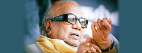 Karunanidhi dumped BJP over POTA, Cong suspected DMK's LTTE links