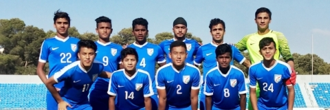 Indian colts continue winning streak; beat Yemen 3-0