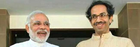 PM dials Uddhav to thank for Sena support in RS