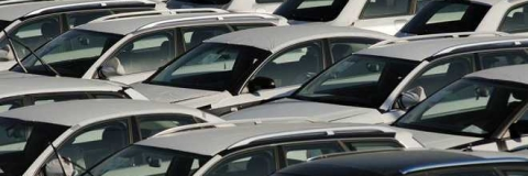 Decline in passenger vehicles sales by 3 pc in July