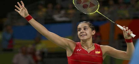 Saina Nehwal outgunned by Carolina Marin In Quarter-Finals