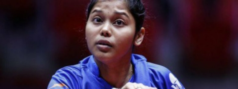 Asian Games : Mouma Das loses in round 32 Clash