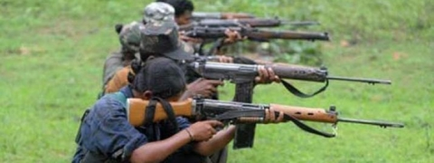 Three naxalites arrested in Gaya