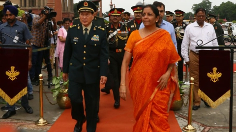 India, China decide to expand military cooperation