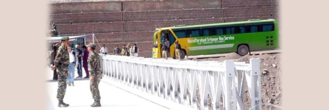 Karvan-e-Aman bus to POK suspended for security reasons