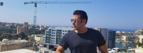 Salman Khan begins shooting for 'Bharat' in Malta