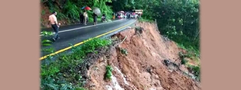 After flood and mudslide, Wayanad under grip of land cave-ins