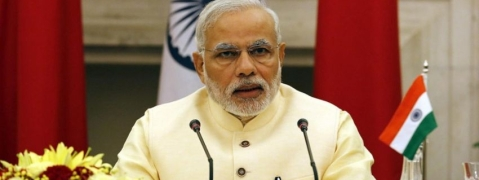 PM pays tributes to martyrs of 'Quit India'