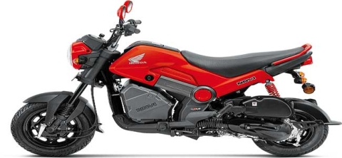 Honda launches 2018 edition NAVi at Rs 44,775