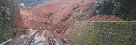 Landslides in Mangaluru-Hassan route a headache for Railways